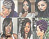 K  Hairstyles Poster1