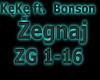 KeKe ft.  Bonson  Zegnaj