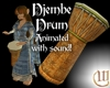 Djembe Drum - Female Av