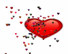 Hearts Particle Effect
