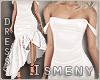[Is] Belleza White Dress