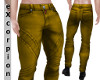 WV2 Jeans Yellow