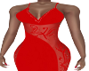Motown Red Gown