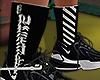 diag socks black