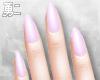 Y' Kawaii Purple Nails