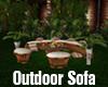 [M] Outdoor Sofa