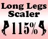 LONG Legs Scaler 115%