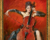 Painting: Red Symphony