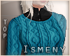 [Is] Sweater Fall Blue2