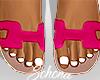 ṩOran Sandals Pnk