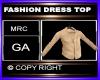 FASHION DRESS TOP