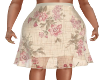 Shil Skirt-Pink/Tan