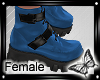 !! Midnight Blue Boot