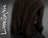 Brown Hood (layerable)