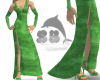 L. Green V. Long Gown