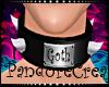 Pandora Goth Choker