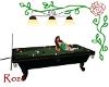 Elegant Irish Pooltable