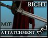 (MV) M/F- Right Sword