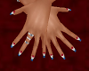 Patriotic Nails V3 Med