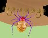 [em] spider necklace