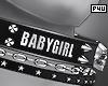-P- Babygirl Collar M