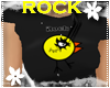 *S* Rock Chick Black