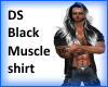 DS Black Muscle shirt
