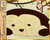 I~Baby Monkey Rug