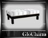 Glo* LeatherBench ~White