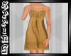 *S* Child Brown Sundress