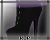 [KOP] Shortie Boots