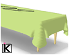 |K Large Table