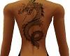 Mm*Dragon Back Tattoo
