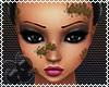 Dirty Girl Face Mud