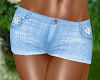 Summer Daisy Shorts