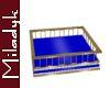 MLK Blue Diamond Tray