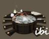ibi Rustic Hot Tub