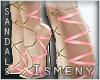 [Is] Delux Sandals Pink