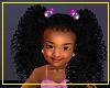 Kids Ponytails Purple