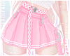 F. City Skirt v2 Pinku