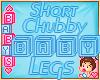 ! ✿ Short Kids Legs