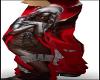 red demon pants