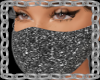 sparkly mask