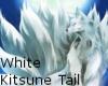 White Kitsune Tail ver.2