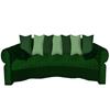 Soft Sexy Green Sofa