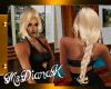 MsD Long Blonde Braid