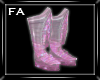 (FA)LightBoots Pink