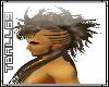 Mohawk-Brown Hair