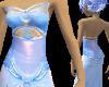 Angelic blue ice