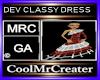 DEV CLASSY DRESS